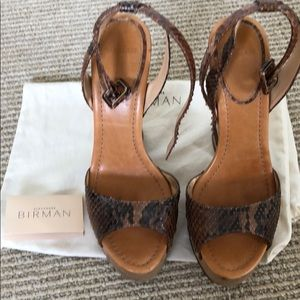 Alexandre Birman Platform Heels size 7.5